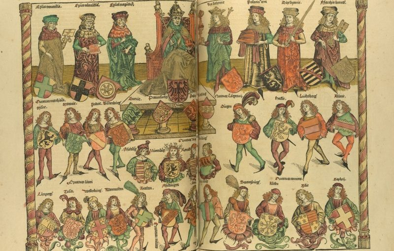 """Führungen durch die Ausstellung """"Die Goldene Bulle Kaiser Karls IV. 1356-2016: das Kurkölner Exemplar in Darmstadt"""""""